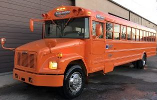 Toledo School Bus Rental