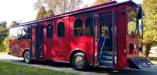 Toledo Trolley Rental