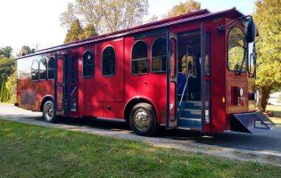 Trolly-bus-inside-view
